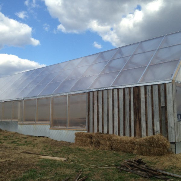 farm greenhouse construction