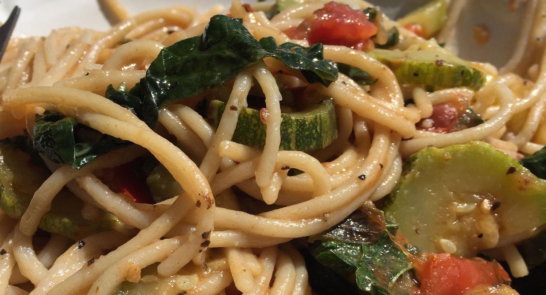 fall harvest pasta