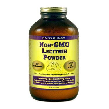 Non-GMO Lecithin