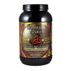 Warrior Food™ Extreme Chocolate Plus