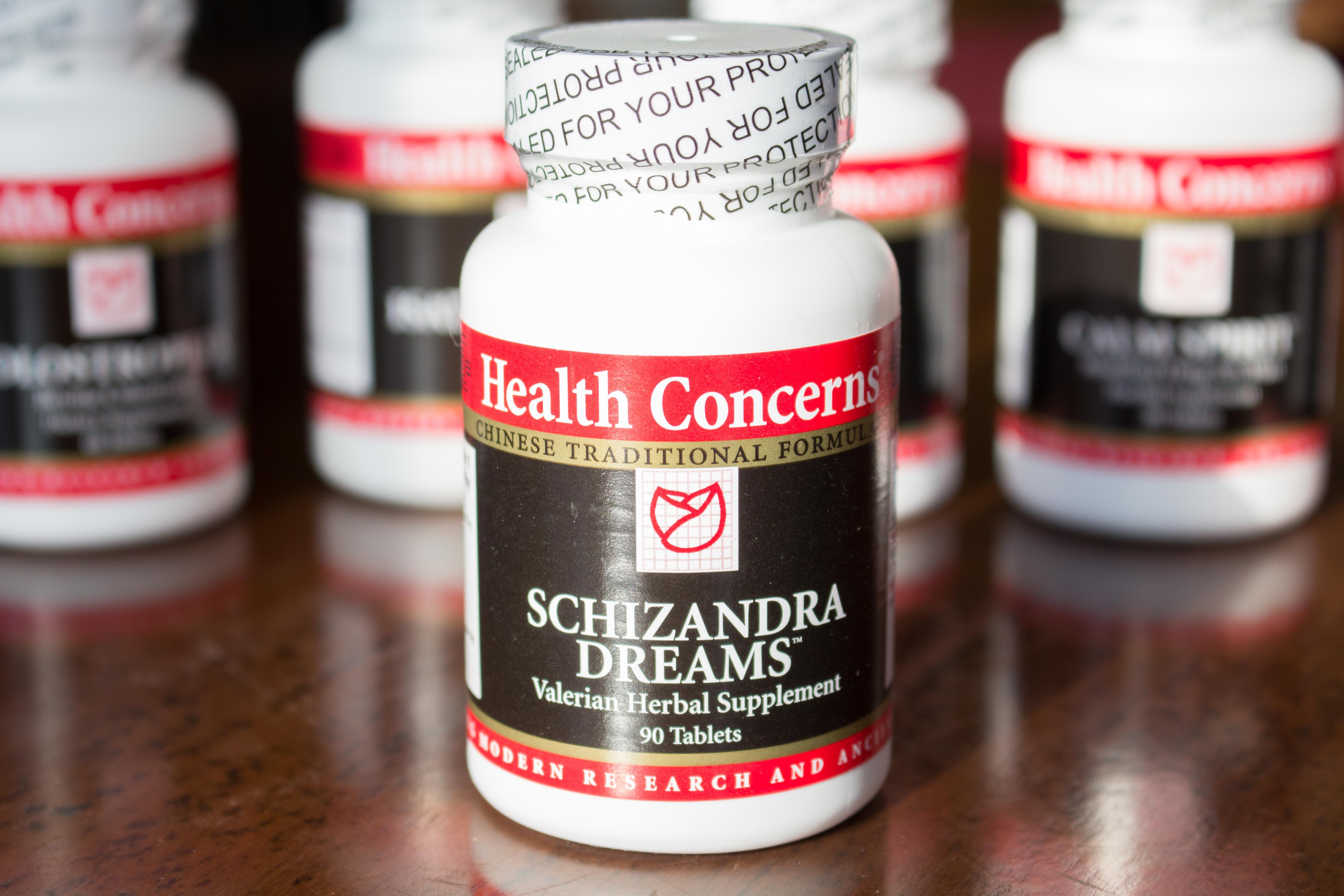 Health Concerns Schizandra Dreams