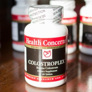 Health Concerns Colostroplex