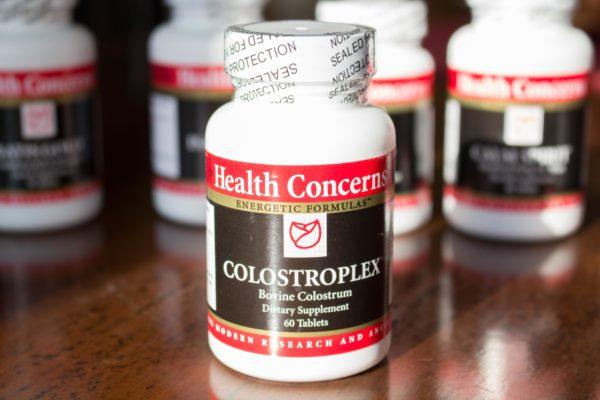 Health Concerns Colostroplex