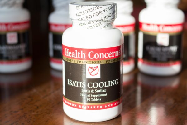 Health Concerns Isatis Cooling