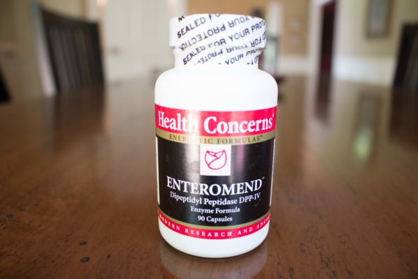 health concerns enteromend