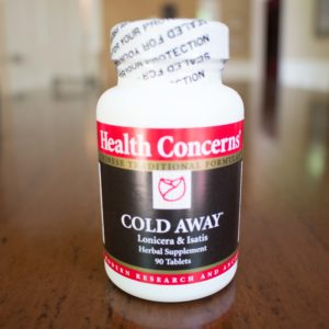health concerns cold away