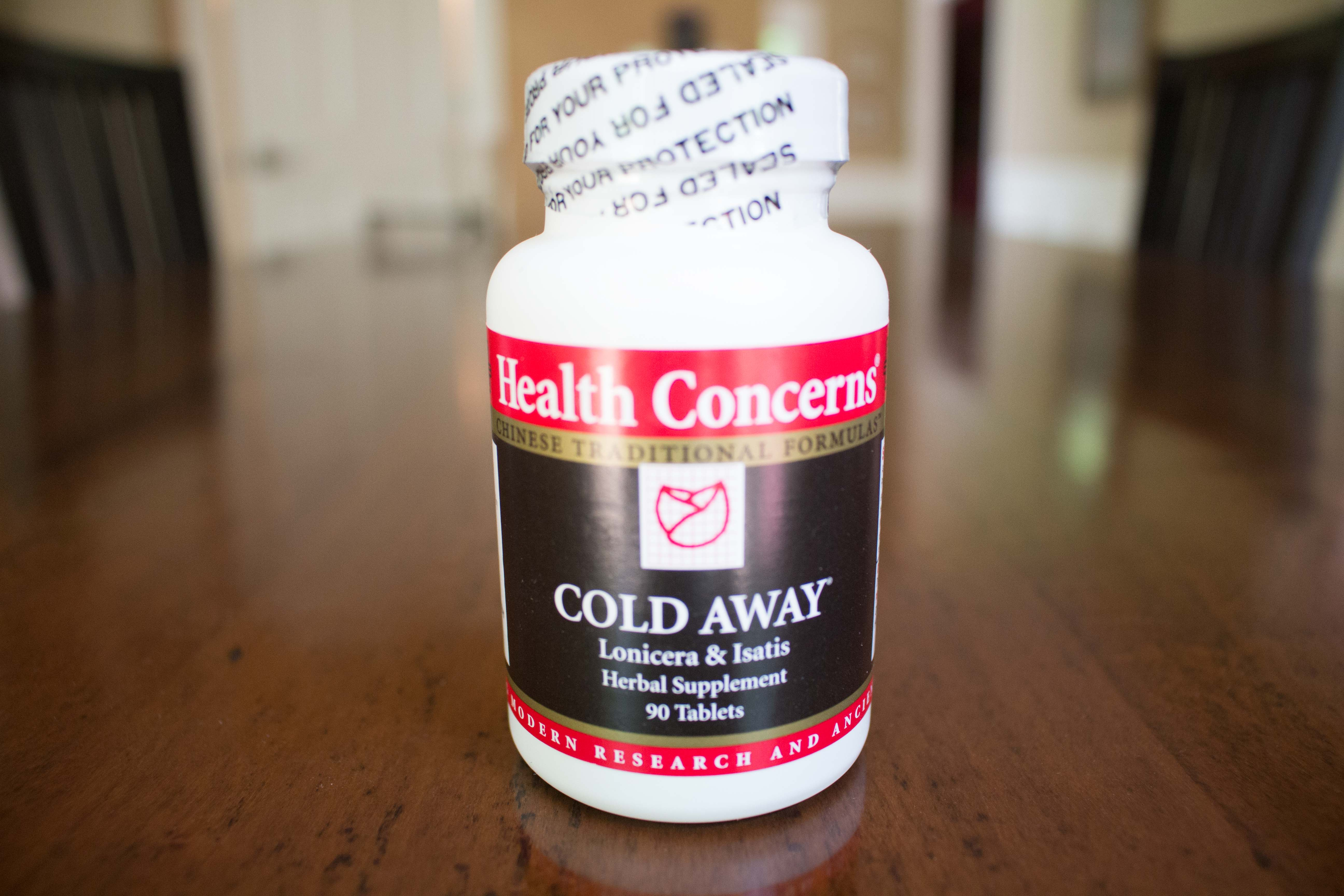 health concerns cold away