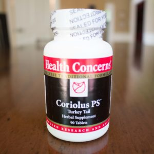 health concerns coriolus ps