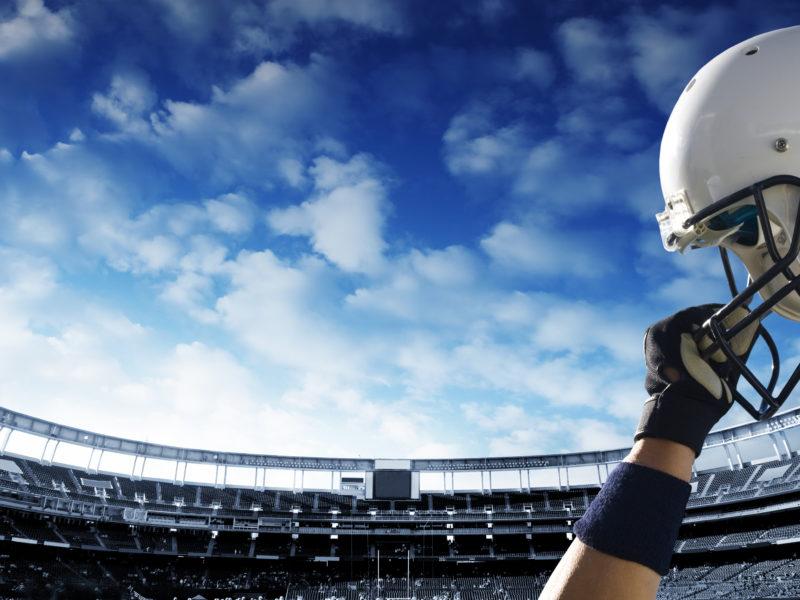 football - game of life