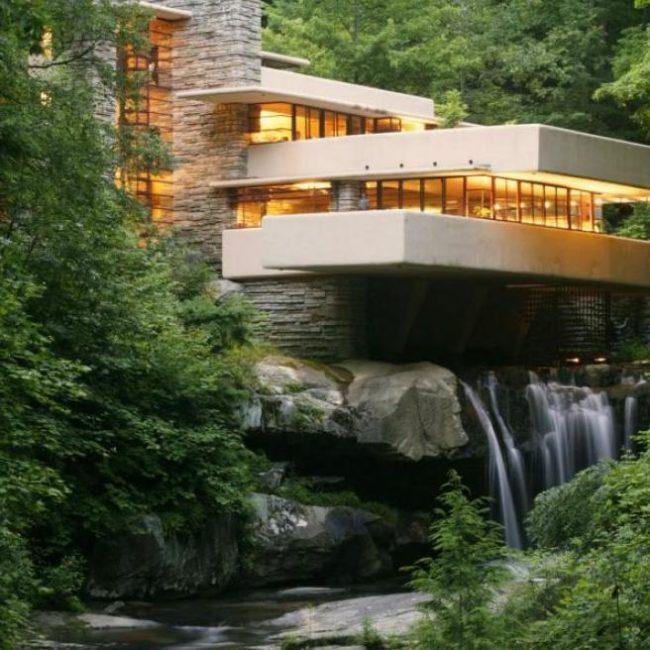 Frank Lloyd Wright's Fallingwater_0