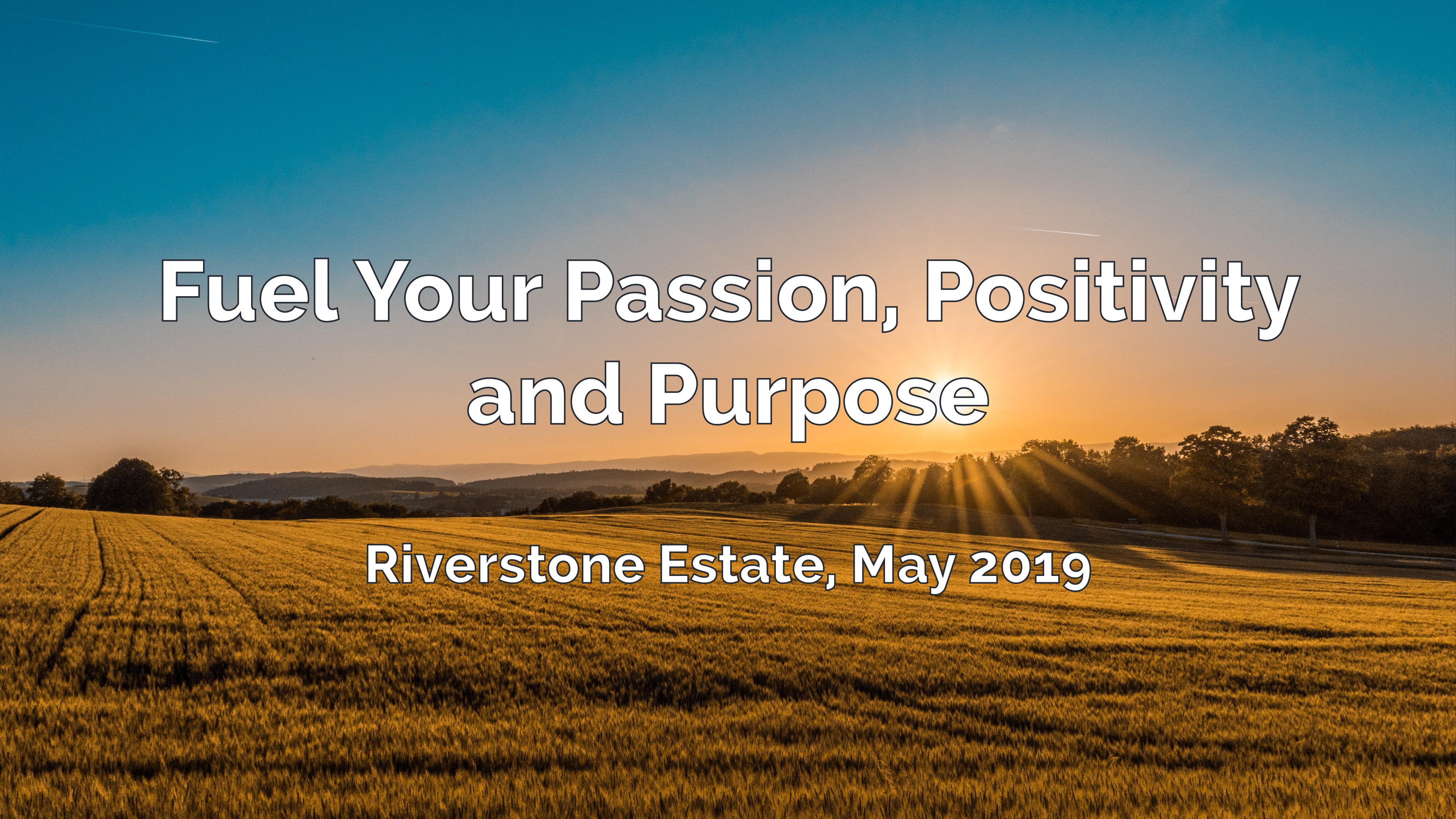 Positivity on Purpose